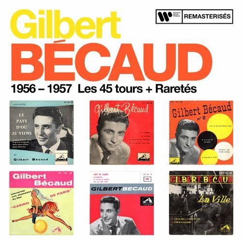 1956 - 1957 : Les 45 tours + Raretés