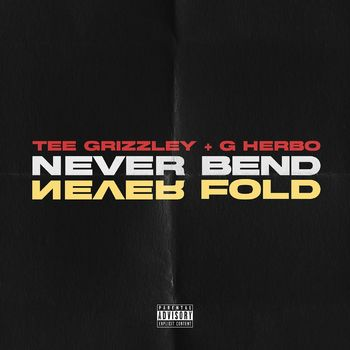 Never Bend Never Fold cover