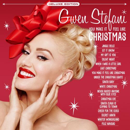 Baixar CD You Make It Feel Like Christmas (Deluxe Edition) – Gwen Stefani (2018) Grátis