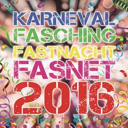 Album cover of Karneval Fasching Fastnacht Fasnet 2016