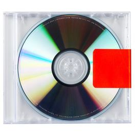 Album cover of Yeezus