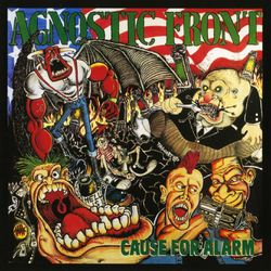 Download Agnostic Front - Cause for Alarm 2015