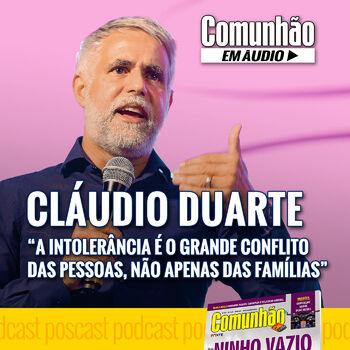 Papo Sério Com Claudio Duarte cover