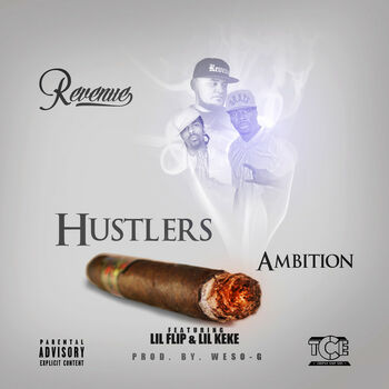 Hustlers Ambition (Remix) cover