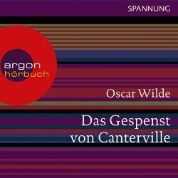Das Gespenst von Canterville (Ungekürzte Lesung) Audiobook