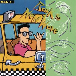 Back To New Wave – Vol. 1 (1995) CD Completo