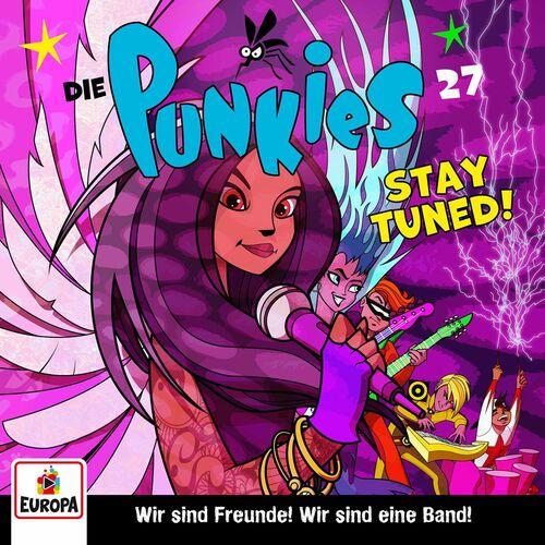 027 - Stay tuned! (Punkies - Aylin: Bollywood-Song)