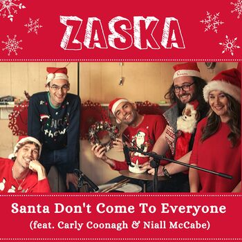 Santa Don't Come to Everyone (feat. Carly Coonagh & Niall McCabe) cover
