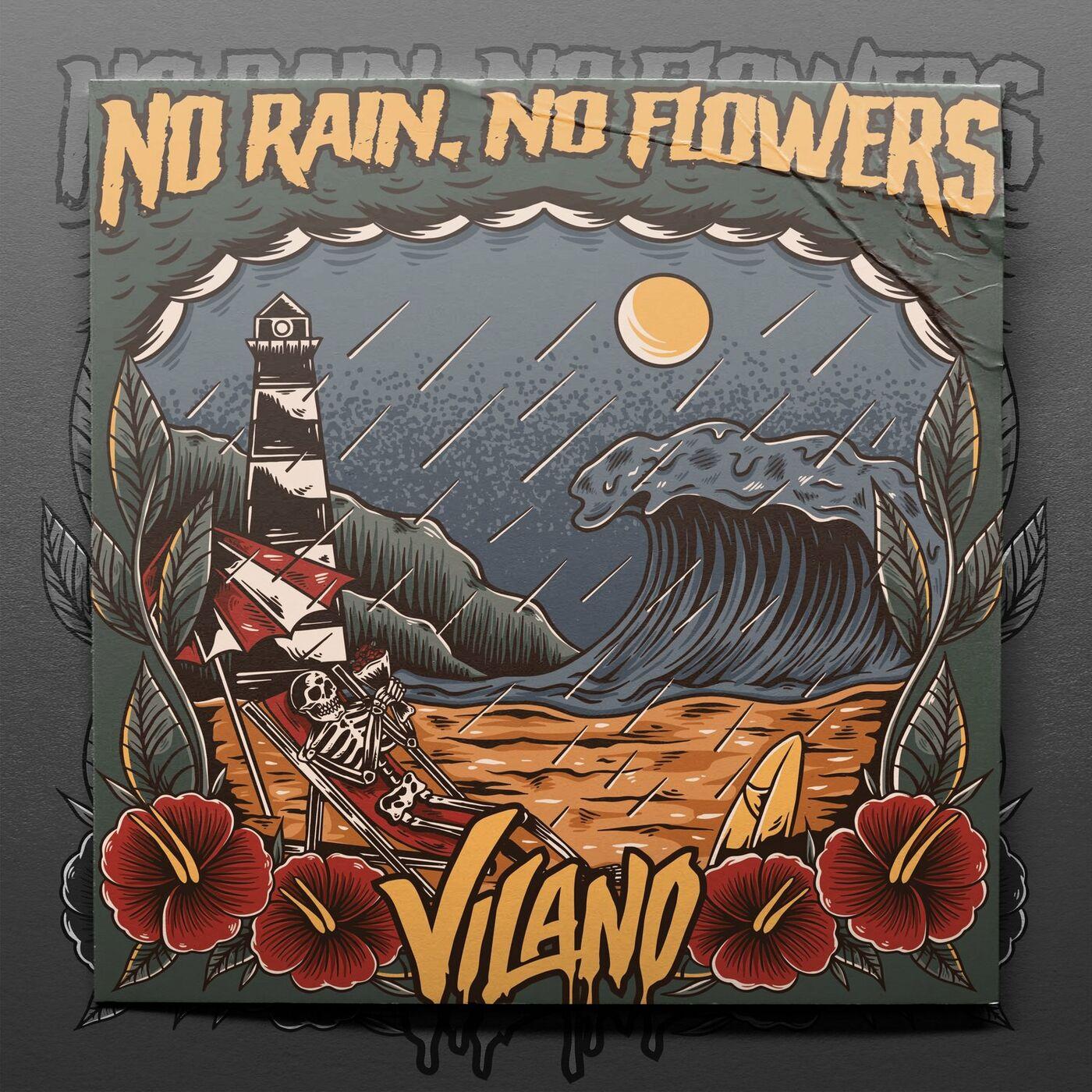 Vilano - No Rain, No Flowers (2021)