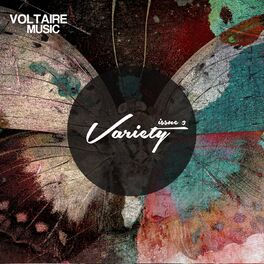Album cover of Voltaire Music Pres. Variety Issue 3