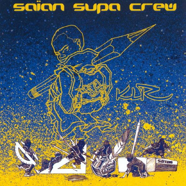 Cover Saïan Supa Crew - Raz De Marée