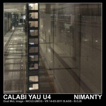 Calabi Yau U4 cover