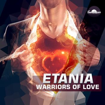 Warriors of Love cover