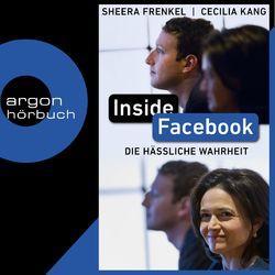 Inside Facebook - Die hässliche Wahrheit (Ungekürzt) Audiobook