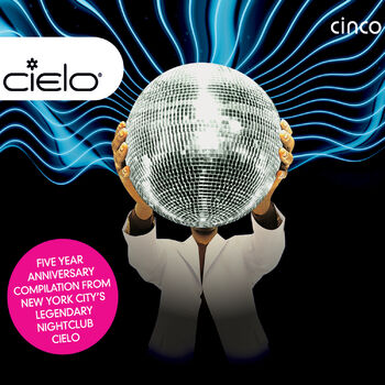 Cielo Cinco Now - CD1 cover