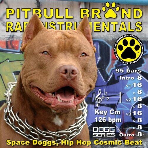 Pitbull Brand Rap Instrumentals - Space Doggs, Hip Hop
