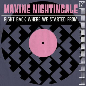 Right Back Where We Started From cover
