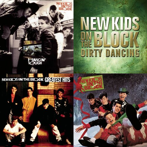greatest hits new kids on the block