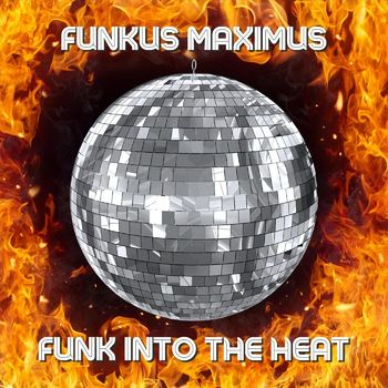 Funk into the Heat cover