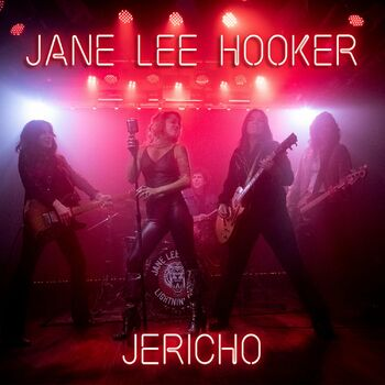 Jericho cover