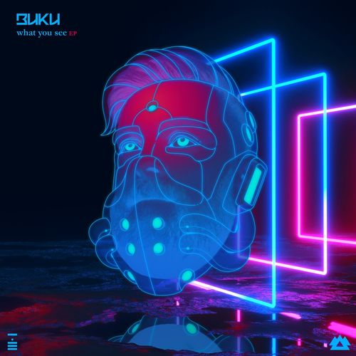 Buku - What You See EP [WAK116]