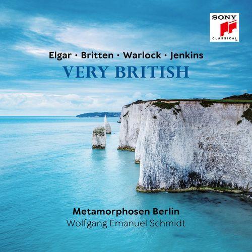 Metamorphosen Berlin – Elgar-Britten - Warlock-Jenkins Very British  [FLAC 24 Bits] (2021)