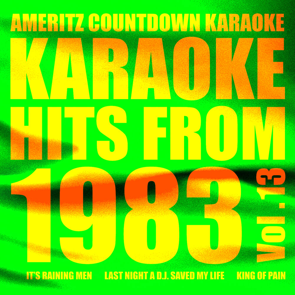 It's Raining Men (In the Style of Weather Girls) [Karaoke Version]
