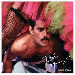 Freddie Mercury – Never Boring 2019 CD Completo