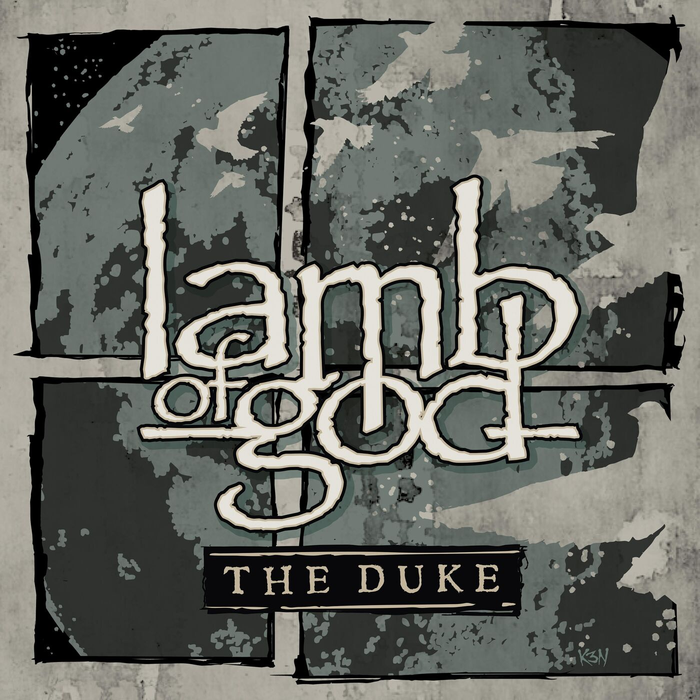 Lamb of God - The Duke [single] (2016)