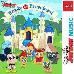 Disney Junior Music: Ready for Preschool Vol. 8