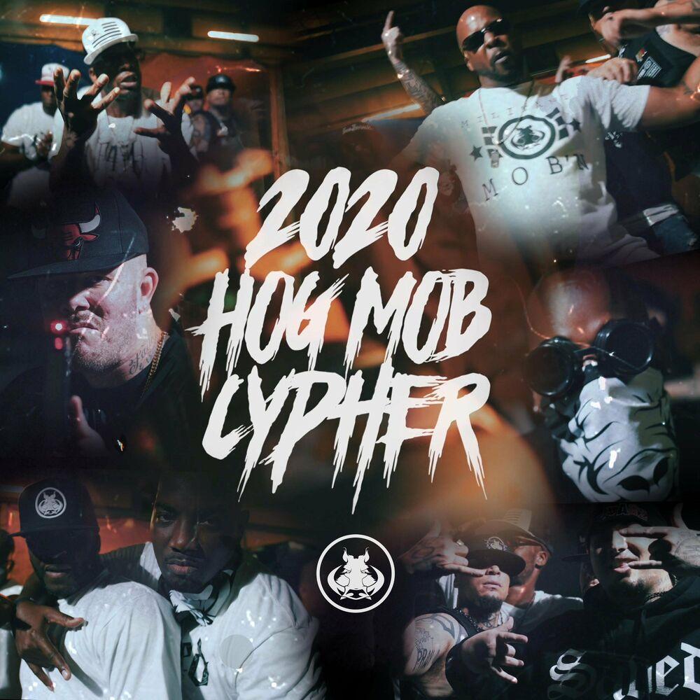 Hog Mob - 2020 Hog Mob Cypher (feat. Dymond, Zion, Zaydok, Fonz, Bazooka, IV Conerly, Sevin Duce, Dontae & Sevin)
