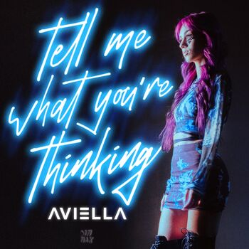 tell me what you're thinking cover