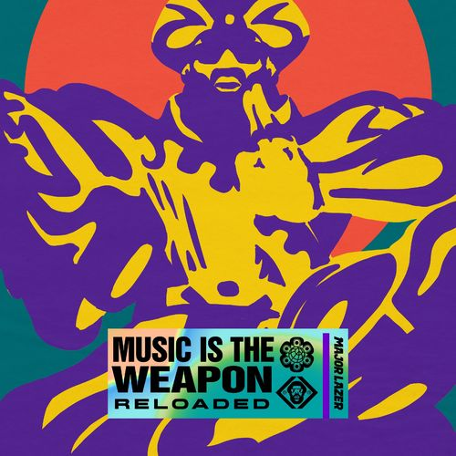 Download Major Lazer - Music Is the Weapon (Reloaded Album) [MT00654] mp3