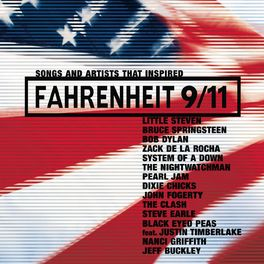 Album cover of Songs And Artists That Inspired Fahrenheit 9/11