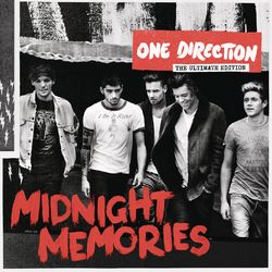 One Direction – Midnight Memories (Deluxe) 2013 CD Completo