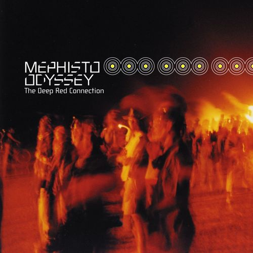 Mephisto Odyssey - The Deep Red Connection LP