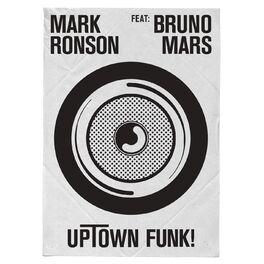 Album cover of Uptown Funk