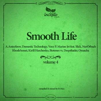 Smooth Life, Vol.4 cover