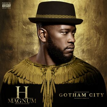 Gotham City (feat. Nassi) cover
