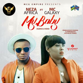 My Baby (feat. MC Galaxy) cover