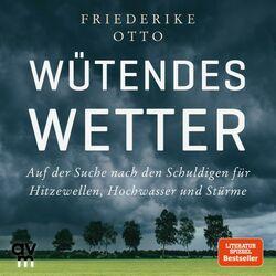 Wütendes Wetter (Auf der Suche nach den Schuldigen für Hitzewellen, Hochwasser und Stürme) Audiobook