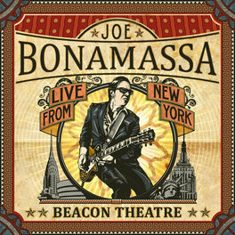 Album cover of Beacon Theatre - Live from New York