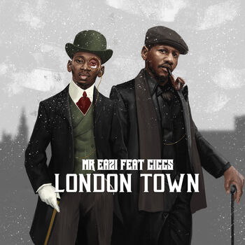 London Town cover