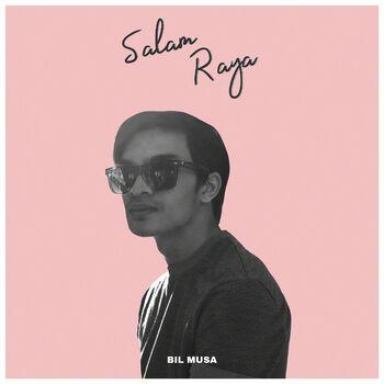 Salam Raya cover