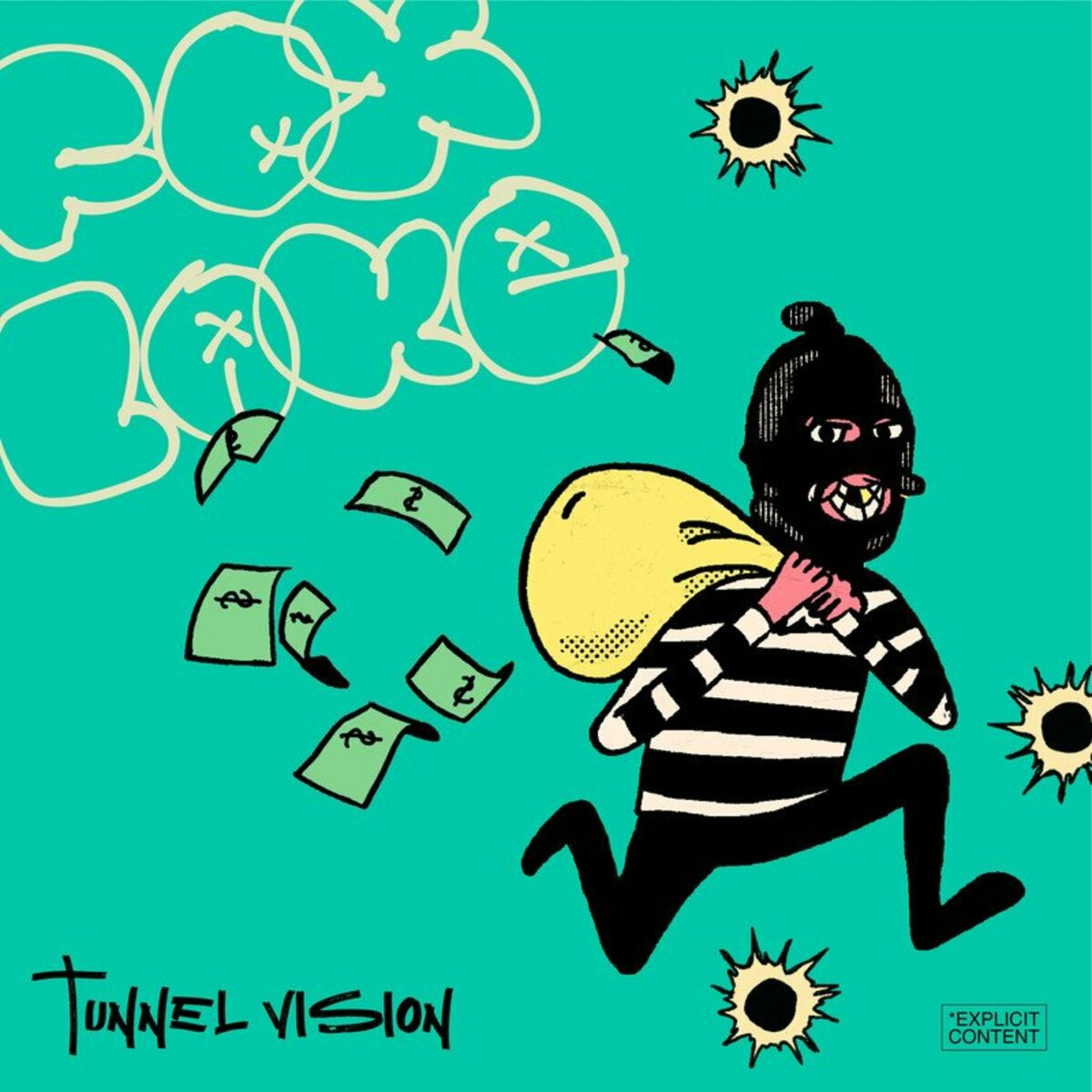 Fox Lake - Tunnel Vision [single] (2020)