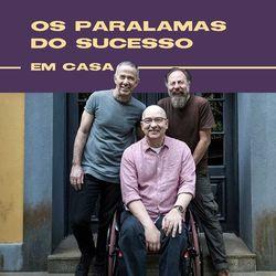 Os Paralamas do Sucesso Em Casa 2020 CD Completo