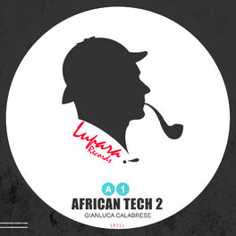 Album cover of African Tech 2