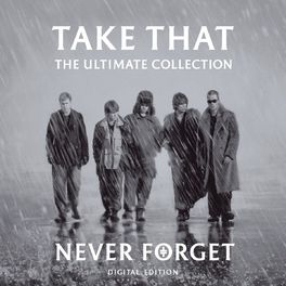 Album cover of Never Forget: The Ultimate Collection