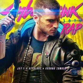 Cyberpunk 2077 Rap cover