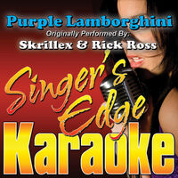 Singer S Edge Karaoke Purple Lamborghini Originally Performed By
